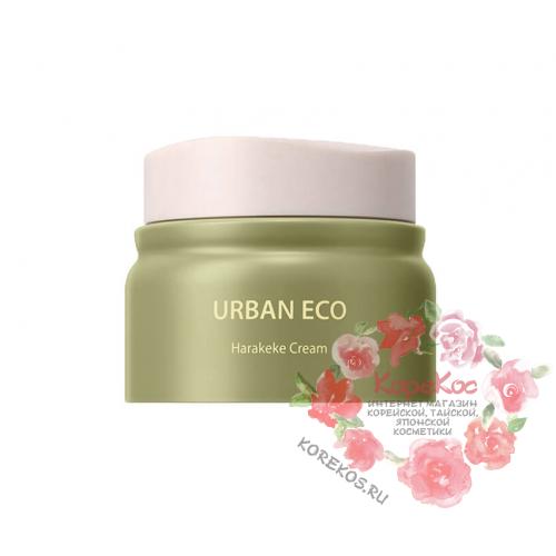 Крем освежающий с экстрактом новозеландского льна Urban Eco Harakeke Fresh Cream