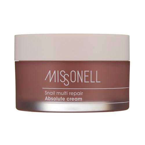 Многофункциональный абсолютный крем с экстрактом улитки - Snail multi repair absolute cream