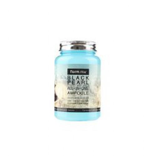 Жемчужная омолаживающая сыворотка FarmStay Black Pearl All-In One Ampoule