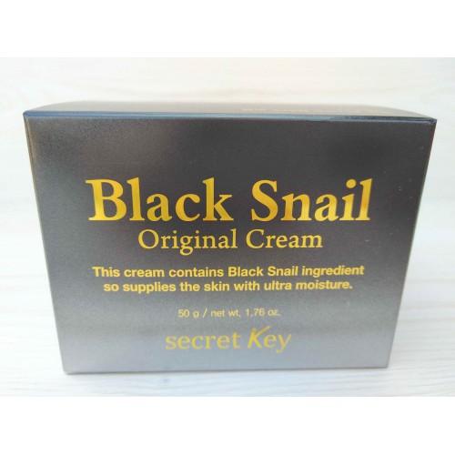 Крем улиточный Black Snail Original Cream