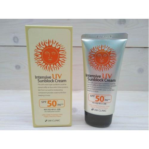 Солнцезащитный крем Intensive UV Sun Block Cream