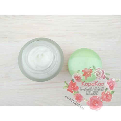 Восстанавливающий крем для лица с улиточным муцином Snail Moist Control Cream