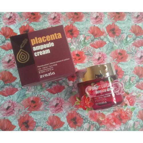 Плацентарный крем для лица Placenta Ampoule Cream