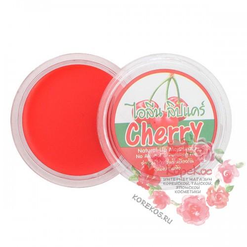 Увлажняющий бальзам для губ вишня Cherry