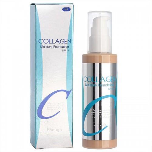 Тональная основа ENOUGH Collagen Moisture Foundation #21