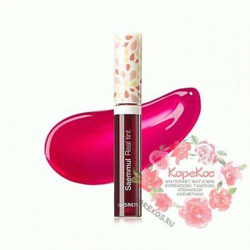Тинт для губ Saemmul Real Tint 03. Pink