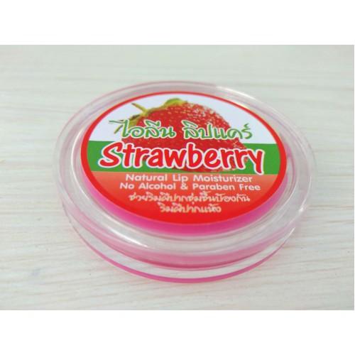 Увлажняющий бальзам для губ Strawberry