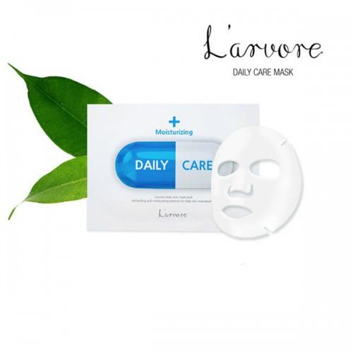 Ультраувлажняющая маска для лица L'arvore DailyCareMask Moisture