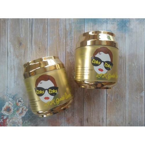 Маска для лица с 24к золотом Urban City Agamemnon 24K Gold Beer Mask