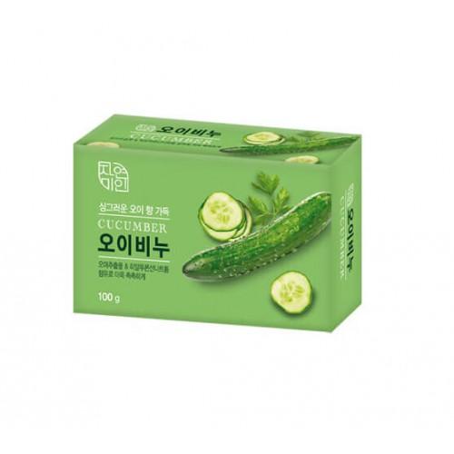 Мыло огуречное Moisture Cucumber Soap