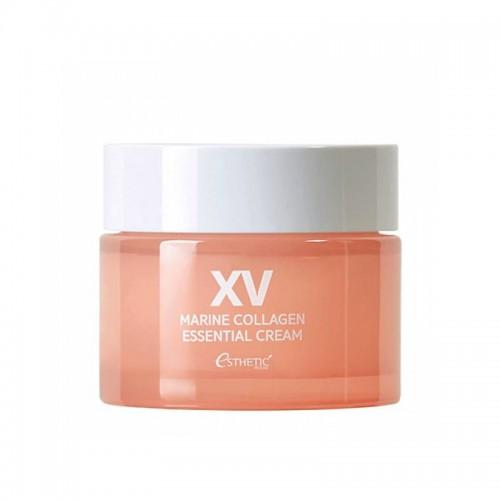 Крем для лица с коллагеном Marine Collagen Essential Cream