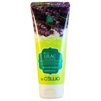 Пенка с экстрактом сирени Dr.CELLIO G70 FLOWER LILAC FOAM CLEANSING