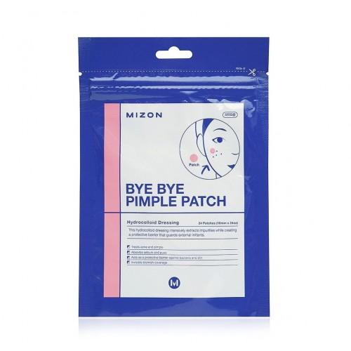 Противовоспалительные локальные патчи Bye Bye Pimple Patch