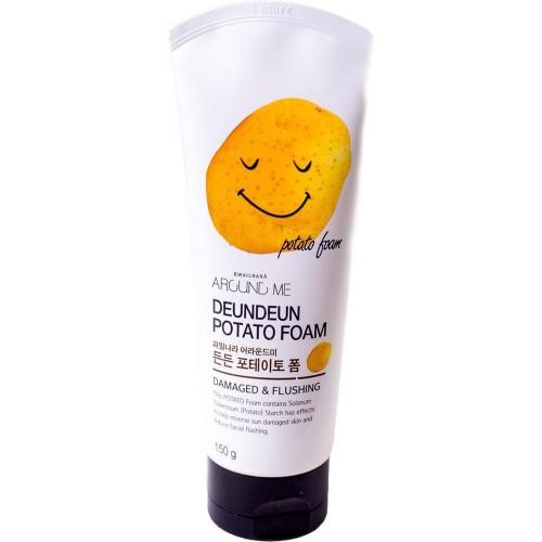 Пенка для умывания Around me Potato Foam