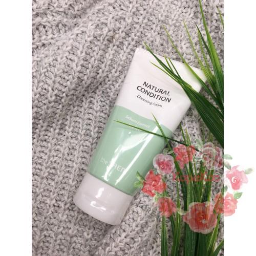Пенка для умывания для жирной кожи Natural Condition Cleansing Foam Sebum Controlling