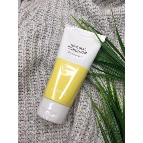Пенка для умывания сияние Natural Condition Cleansing Foam Brightening