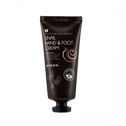 Крем для рук и ног с муцином улитки Snail Hand And Foot Cream