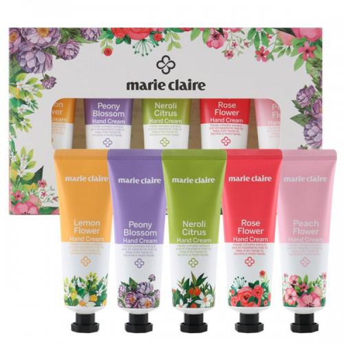 Набор кремов для рук Marie Claire Hand Cream 5 Set