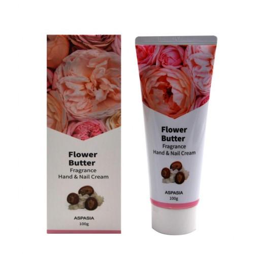 Крем для рук и ногтей с цветочными экстрактами Flower Butter Hand & Nail Cream