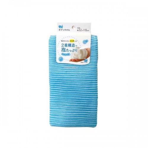 Мочалка для тела (особо мягкая) 32*110 см