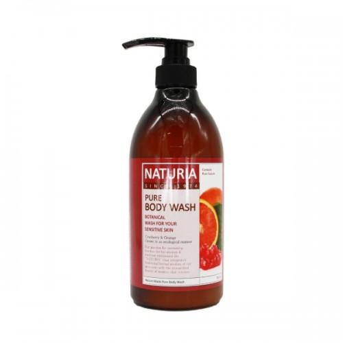 Гель для душа КЛЮКВА/АПЕЛЬСИН PURE BODY WASH (Cranberry & Orange) 750 мл