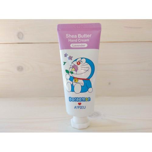 Крем для рук A'PIEU Shea Butter Hand Cream (Lavender) [Doraemon Edition]