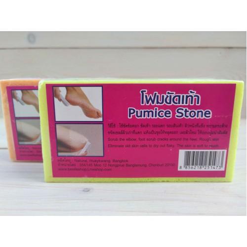 Пемза для ног Pumice Stone