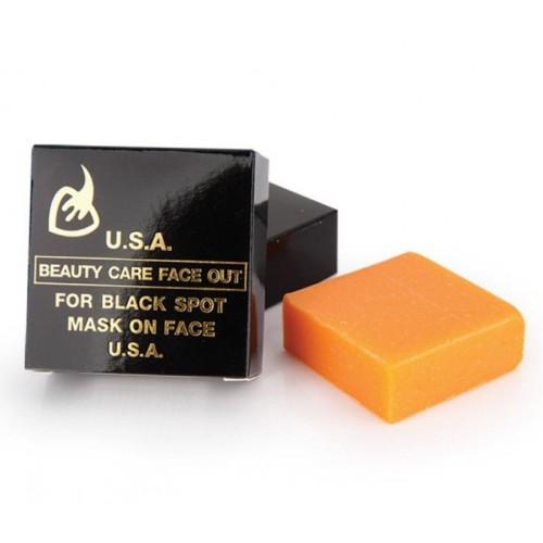 Мыло для лица с экстрактами трав BLACK SOAP