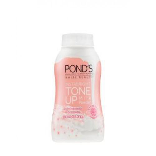 Пудра для лица с эффектом здорового сияния кожи POND'S Instabright Tone Up Milk Powder