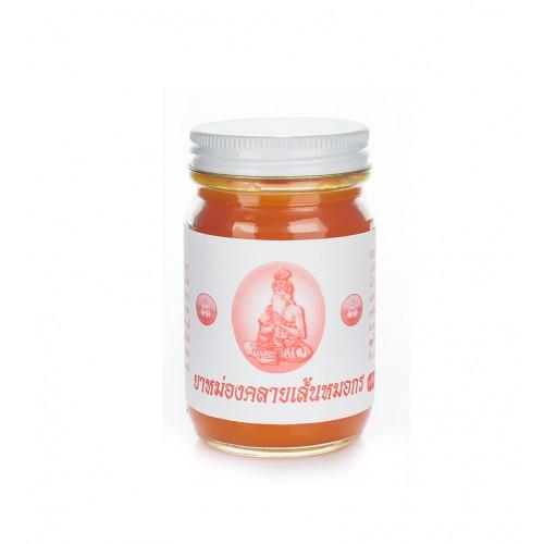 Традиционный тайский бальзам для тела Красный Osotthip 60 гр