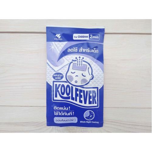 Пластырь от температуры Kool Fever