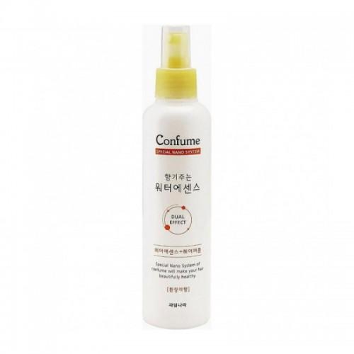 Эссенция для волос увлажняющая парфюмированная Confume Perfume Water Essence (White Rose)