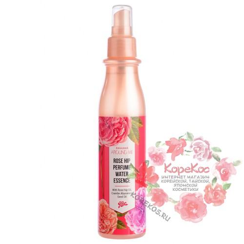 Эссенция для волос Around me Rose Hip Perfume Water Essence