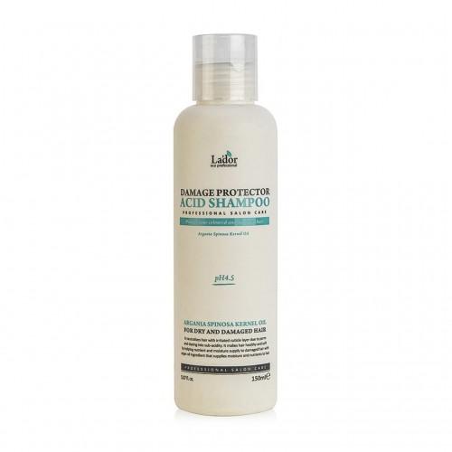 Шампунь для волос с аргановым маслом Damaged Protector Acid Shampoo 150ml