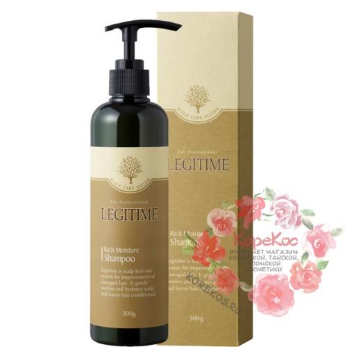 Шампунь от перхоти Глубокое очищение Mugens Legitime Deep Cleansing Shampoo
