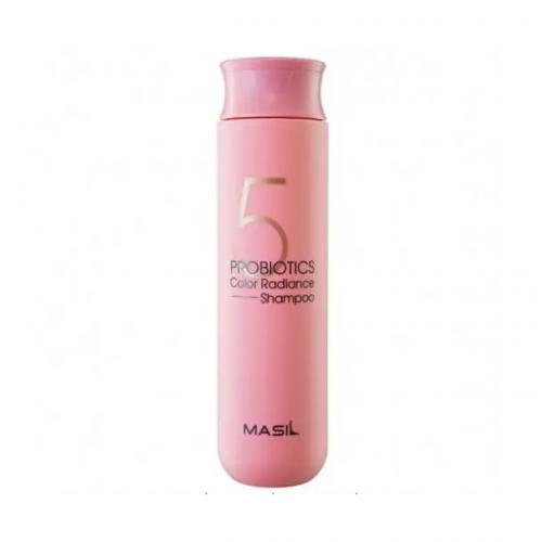 Шампунь с пробиотиками для защиты цвета MASIL 5PROBIOTICS COLOR RADIANCE SHAMPOO
