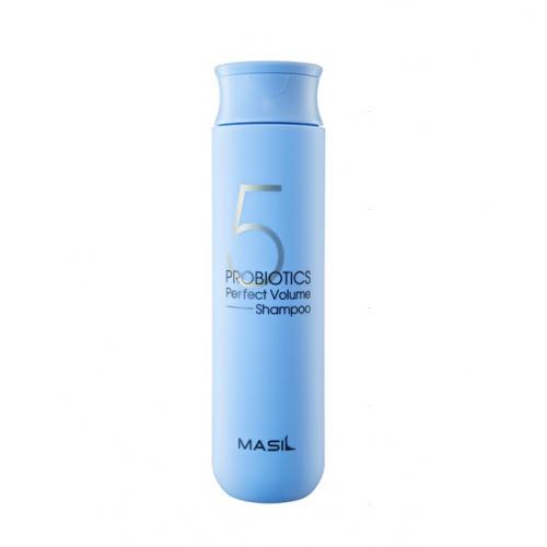 Шампунь для гладкости и объема с пробиотиками MASIL 5PROBIOTICS PERFECT VOLUME SHAMPOO