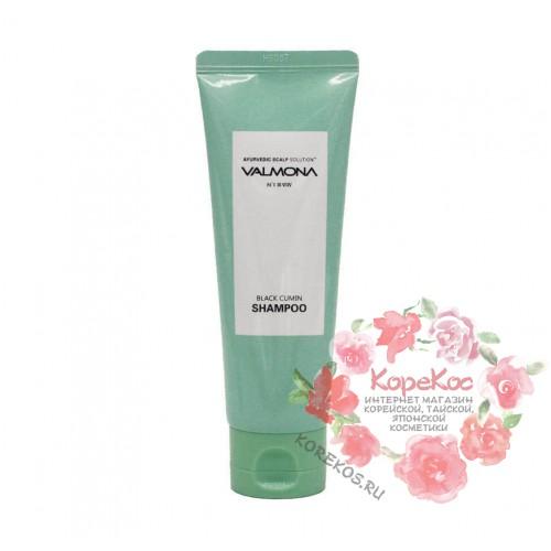 Шампунь для волос АЮРВЕДА Ayurvedic Scalp Solution Black Cumin Shampoo