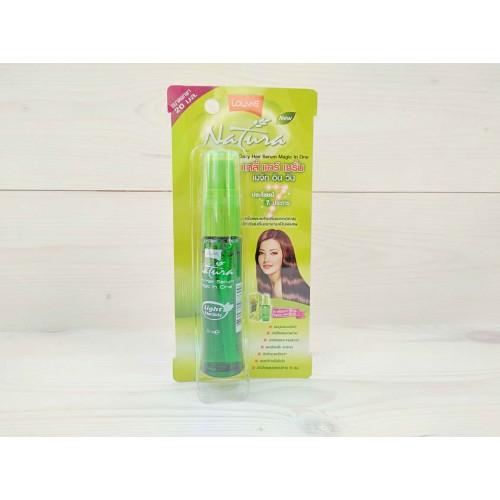 Сыворотка лечение для волос 7 в 1 LOLANE NATURA DAILY HAIR SERUM MAGIC IN ONE 20 мл