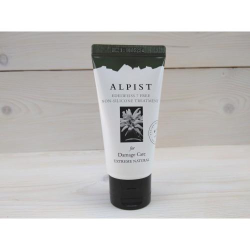 Маска для поврежденных волос без сульфатов и силиконов Alpist Edelweiss Treatment 50 мл