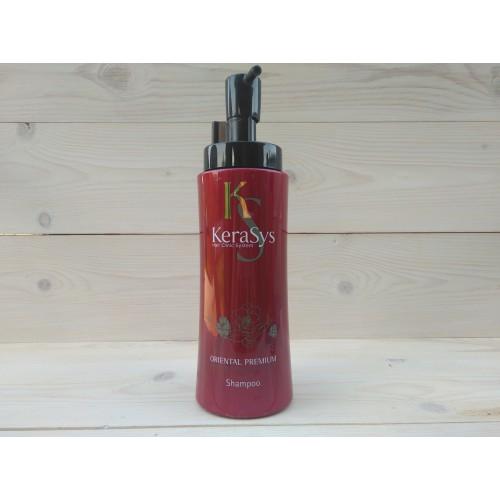 Шампунь для поврежденных и ослабленных волос КераСис Ориентал Kerasys Oriental Premium