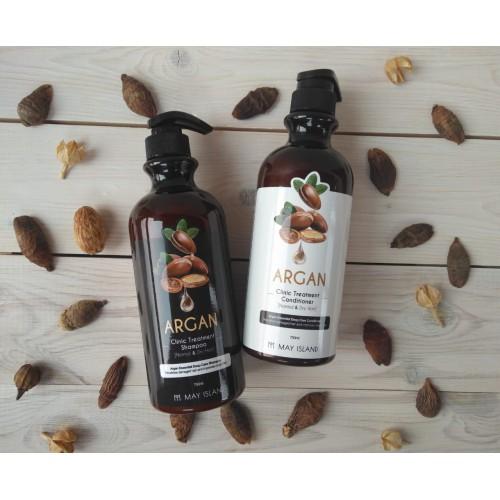 Шампунь для волос Argan clinic treatment shampoo