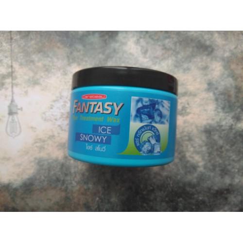 Маска для волос Снежный лед Fantasy Carebeau Hair Treatment Ice Snowy