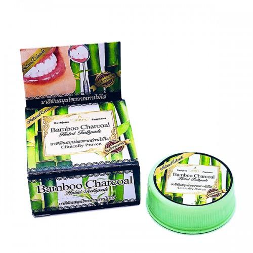 Зубная паста с экстрактом бамбука Rochjana