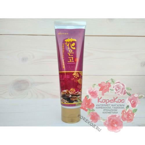 Гелевая зубная паста с экстрактом сафлора красильного «Императорский рецепт» с мятным вкусом