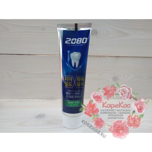 Зубная паста СУПЕР ЗАЩИТА Грин Dental Clinic 2080 Power Shield