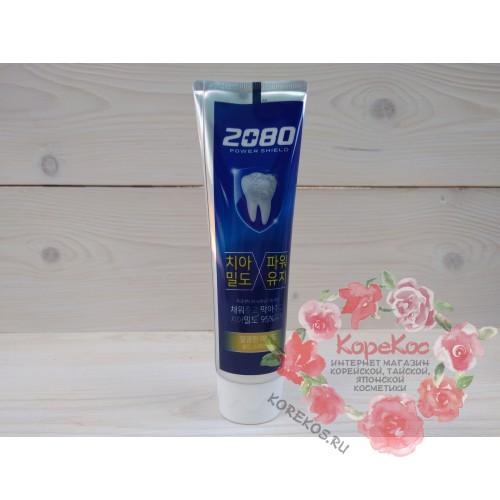 Зубная паста СУПЕР ЗАЩИТА Голд Dental Clinic 2080 Power Shield