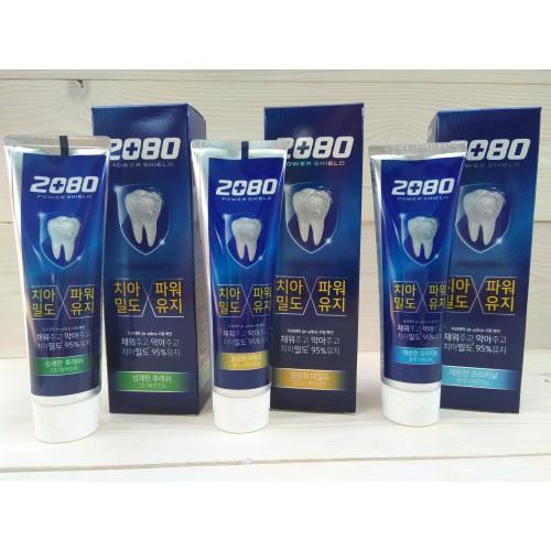Зубная паста СУПЕР ЗАЩИТА Блю Dental Clinic 2080 Power Shield