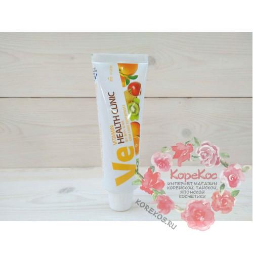 Зубная паста с витаминами для профилактики заболеваний десен Mukunghwa Vitamin Health Clinic