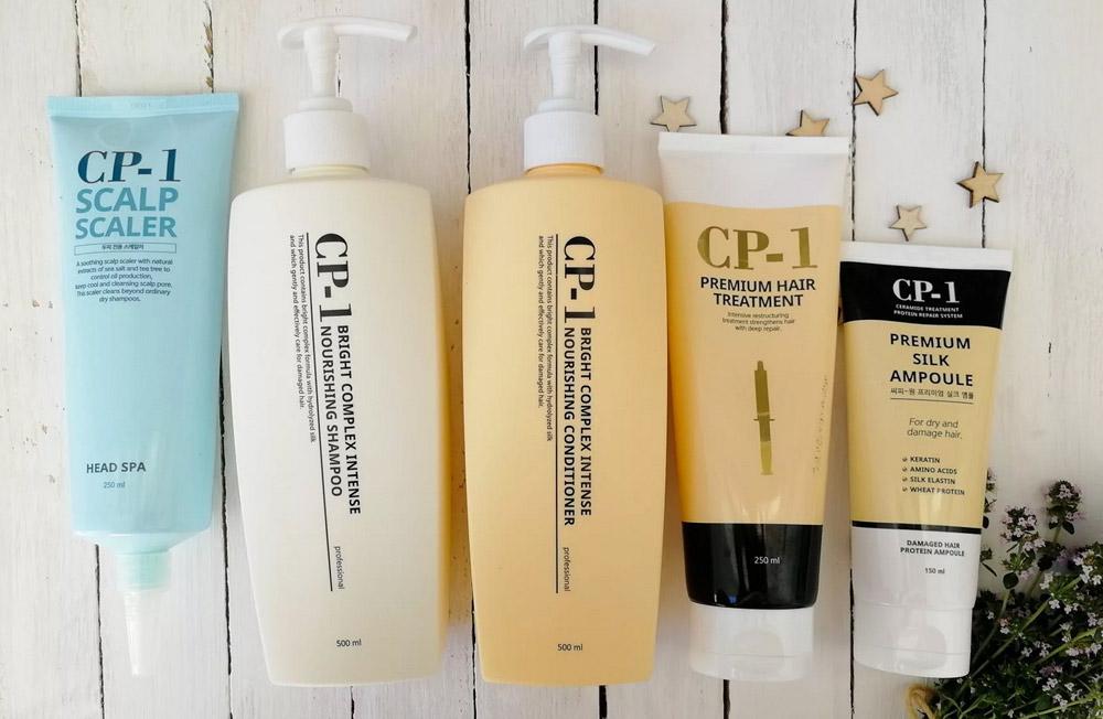 Esthetic House CP-1 - средства для ухода за волосами